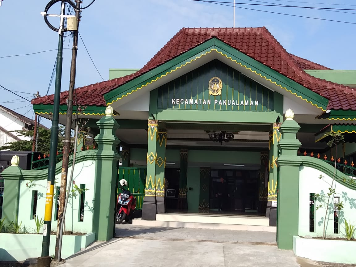Kantor Kecamatan Pakualaman