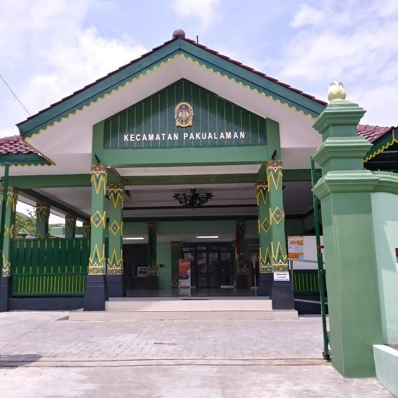 Kampung di Kecamatan Pakualaman