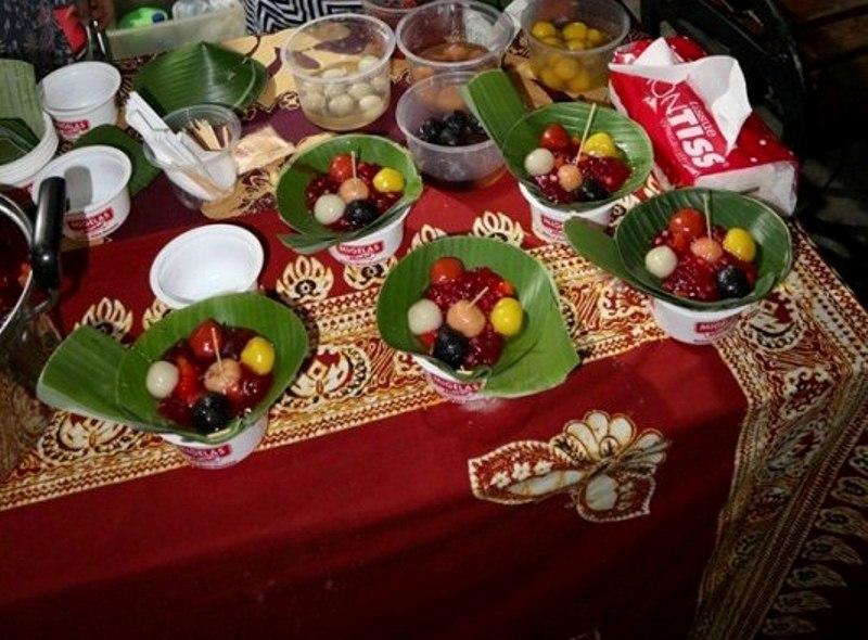 Launching JENANG GOLONG-GILIG KontingenKecamatan Pakualamandalam Acara JAMFEST Festival Jamu dan Kuliner