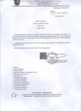 Pemberitahuan Legalisir KMS