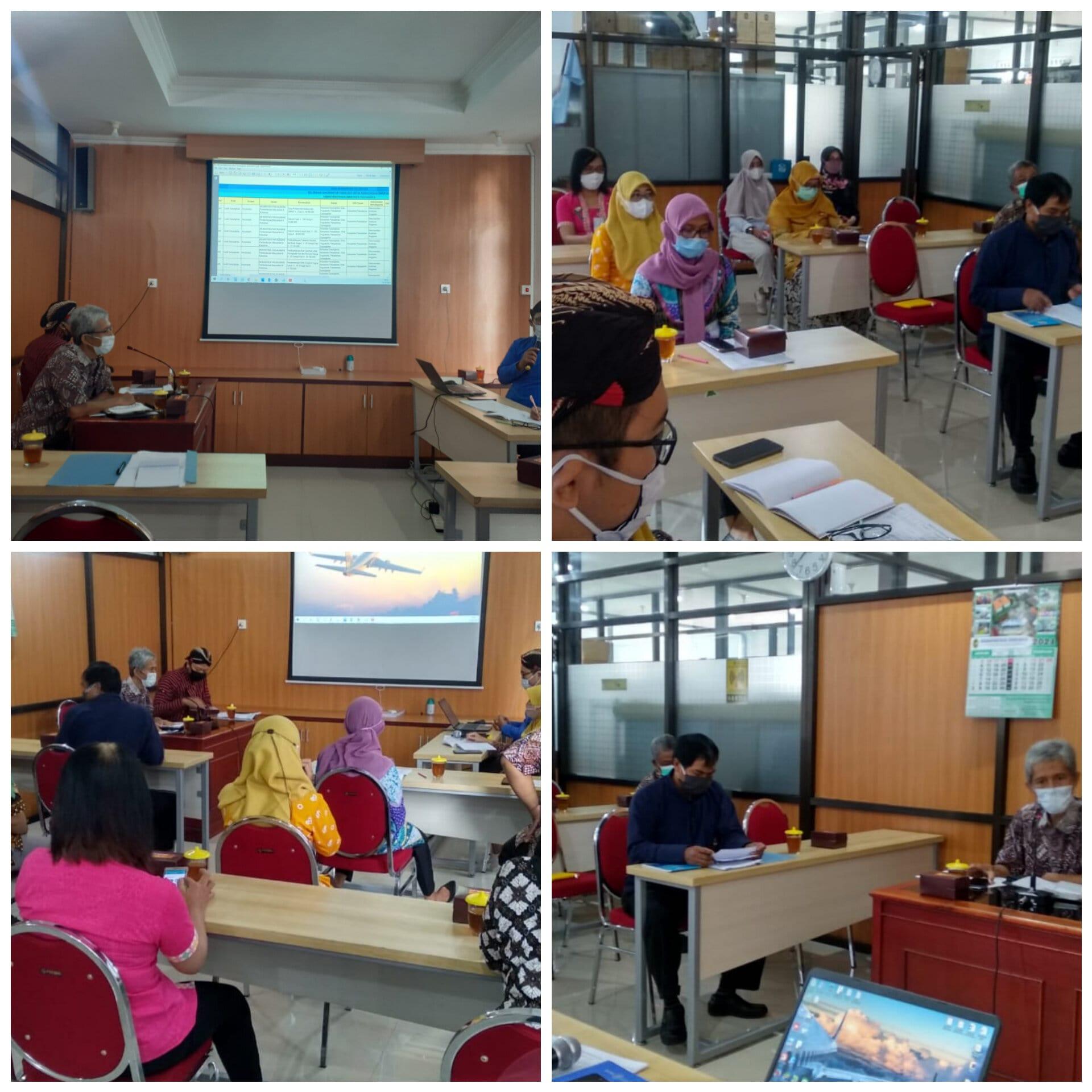 Forum Perangkat Daerah Kemantren Pakualaman