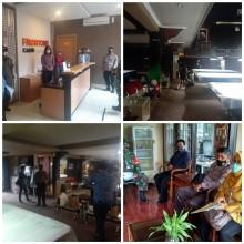 Monitoring Dan Evaluasi Operasional Prokes di Bidang Usaha Pariwisata