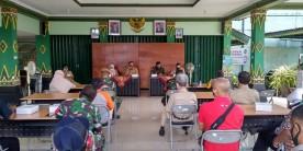 Sosialisasi PPKM Darurat di Kemantren Pakualaman