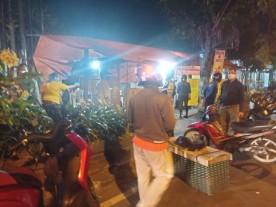 Pemantauan Pedagang  Makanan Dan PKL Di Wilayah Kemantren Pakualaman